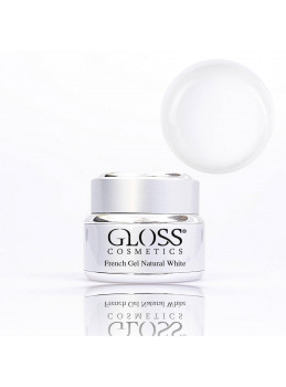 French Gel Natural White
