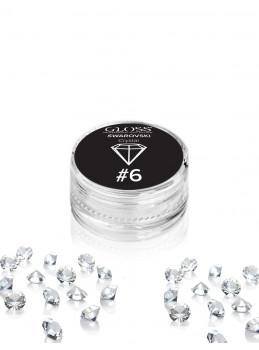 SWAROVSKI Crystal 6 50 stk.