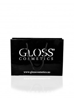 Papir Pose GLOSS cosmetics - big 60*48 cm - 1 stk.