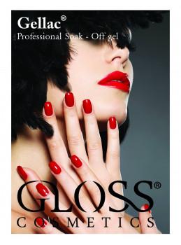 Plakat Gloss Gellac A2 60 cm x 42 cm