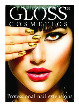 Plakat Gloss Negler A1 84 cm x 60 cm