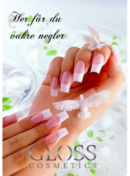 Plakat Gloss Negler