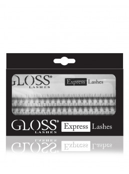 Express Lashes C-Curl 007