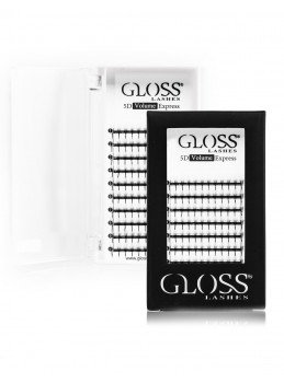 Lashes 5D Volume Express 10...