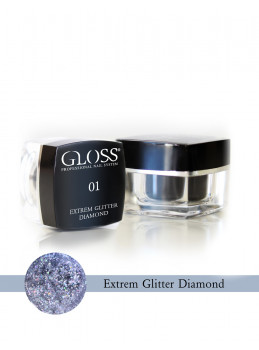 Extrem Glitter Diamond 01