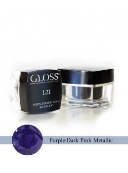Purple - Dark Pink Metallic...