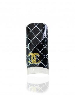 Tipper - 100 stk. Chanel Black