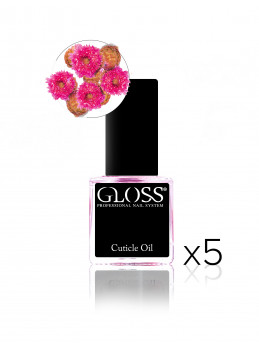 Cuticle oil - Pink x 5