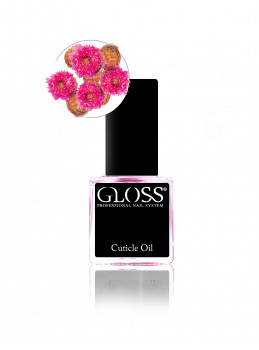 Cuticle oil - Rose