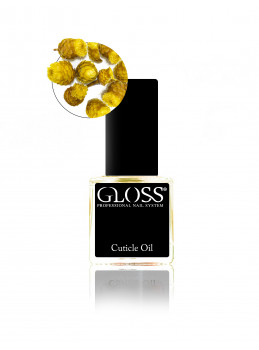 Cuticle oil - Yellow