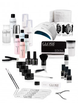 GLOSS UV Gel Set Professional