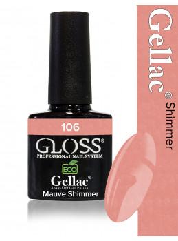 Gellac  106 / L1550N Mauve Shimmer