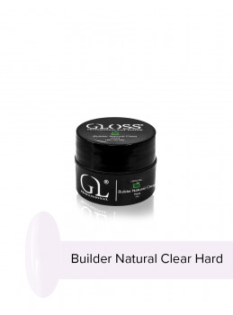 Builder Natural Clear Hard 5ml