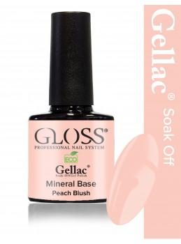 Gellac Mineral Base Peach Blush 003