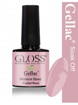 Gellac Mineral Base Crystal Rose 057