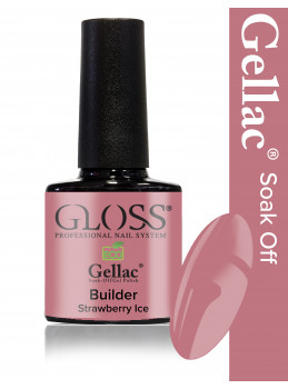 Gellac Builder Strawberry Ice