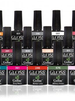 Gellac Set 48 pcs.
