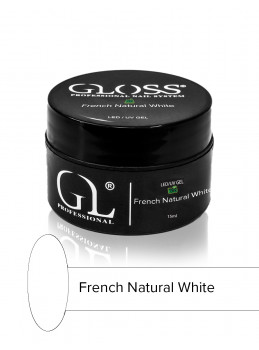 French Natural White 15ml