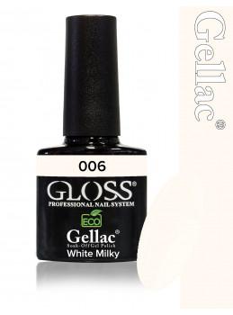 Gellac 006 / L525 White Milky