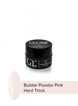 Builder Powder Pink Hard Thick 5ml