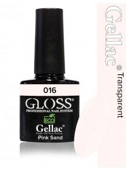 Gellac  016 / 021 / L462 Pink Sand gjennomsiktig farge