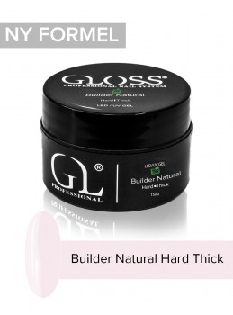 Builder Natural Hard Thick Ny Formel 15ml