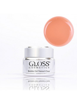 Builder Gel Natural Clear