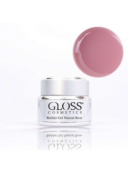 Builder Gel Natural Rose