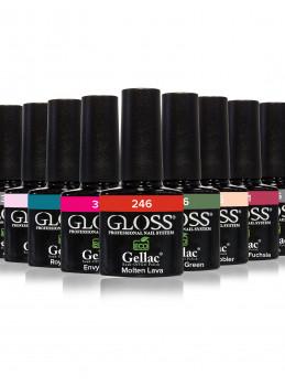 Gellac Farge Sett Konfigurator | Gloss Cosmetics Nettbutikk