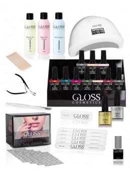 Gellac/ Gel polish Set